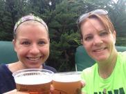 miina and layne cheers