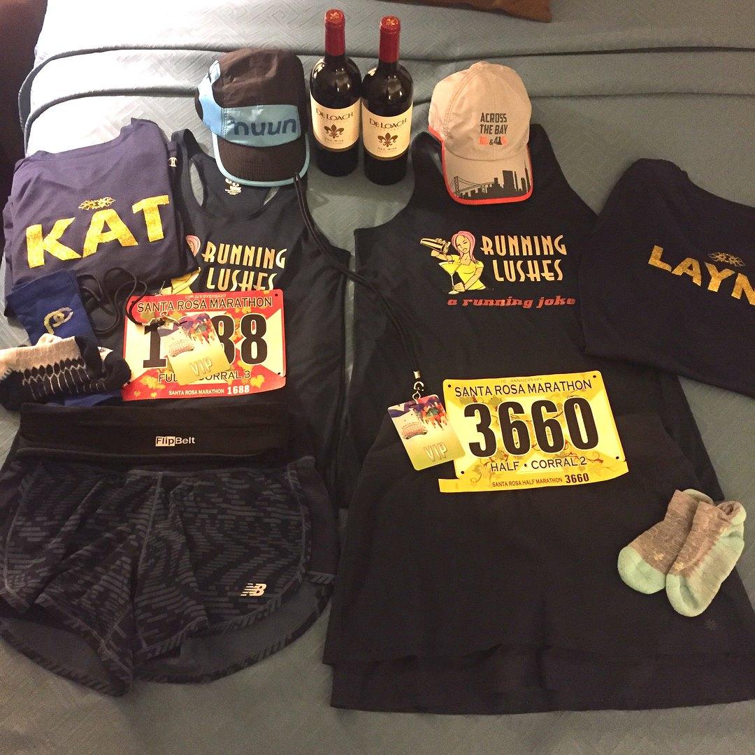 23e16e52115 Santa Rosa Marathon Race – Running Lushes